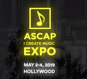 ASCAP I create music Expo