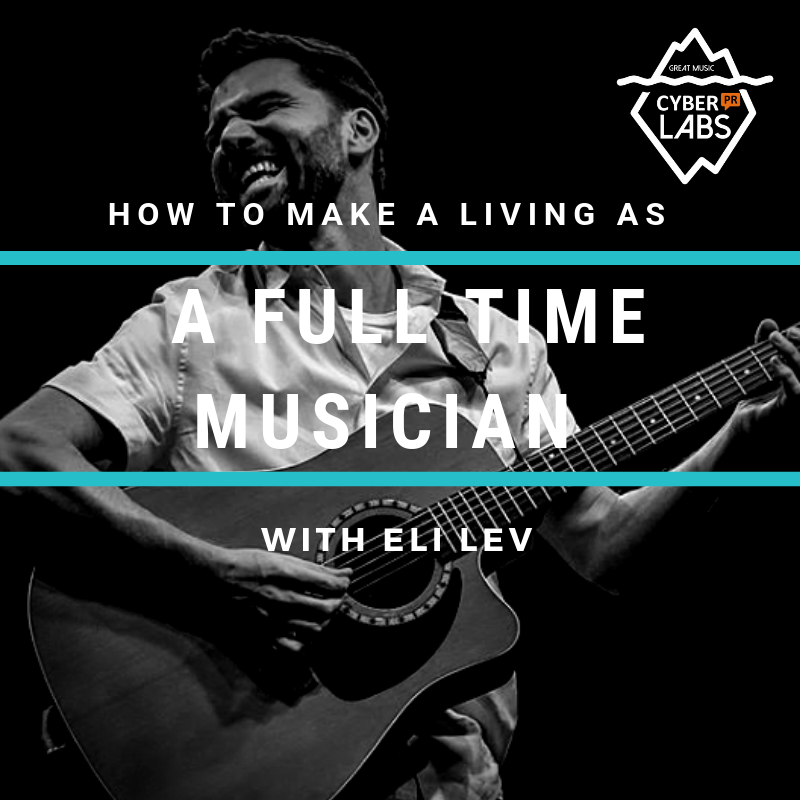 How to Make A Living As A Full Time Musician