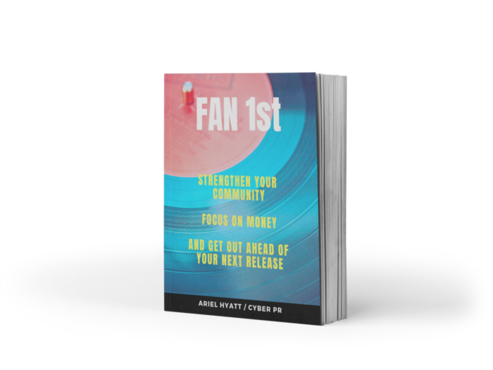 Ariel Hyatt Fan 1st book