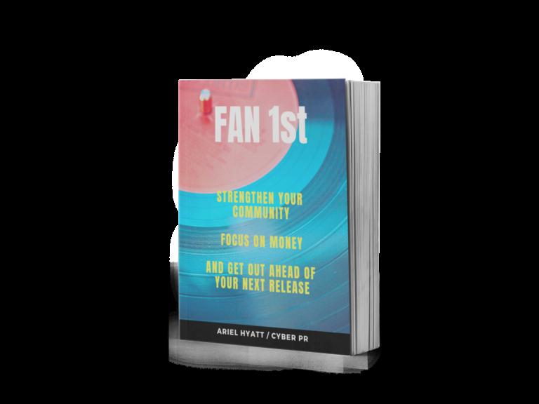 Ariel Hyatt Fan 1st book