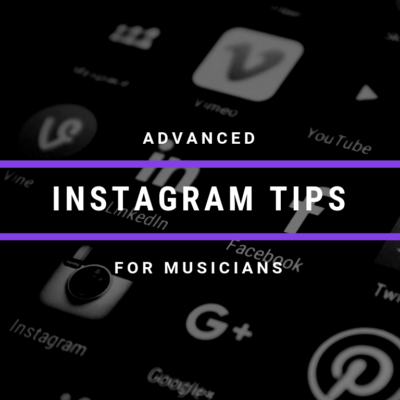 advanced instagram tips for musicians