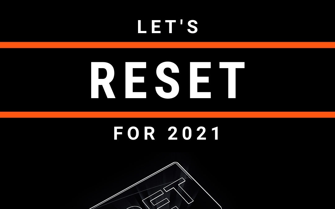 reset For the new year