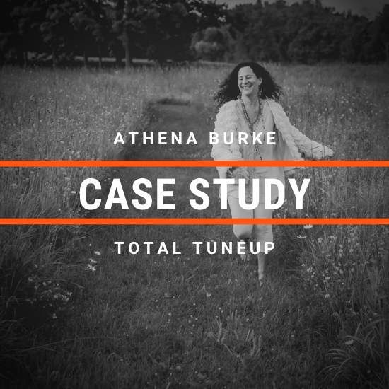 athena burke artist developent plan