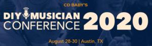 DIY Musician Conference 2020 cyber pr music