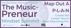 the music-preneur mindset summit 2020 cyber pr music