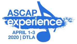 the ascap experience 2020 cyber pr music