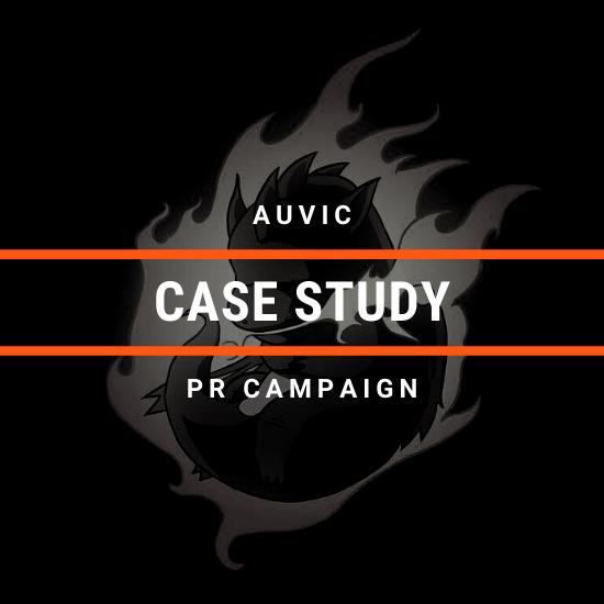 Case Study: Auvic [PR Campaign]