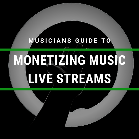 Musician S Guide To Monetizing Music Live Streams Cyber Pr Music