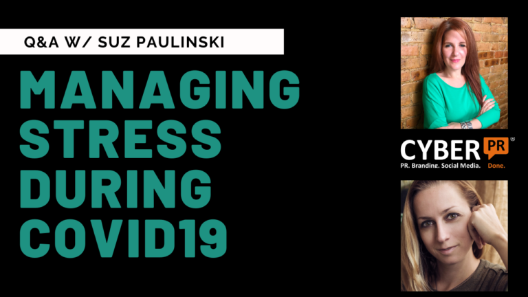 managing stress during covid19