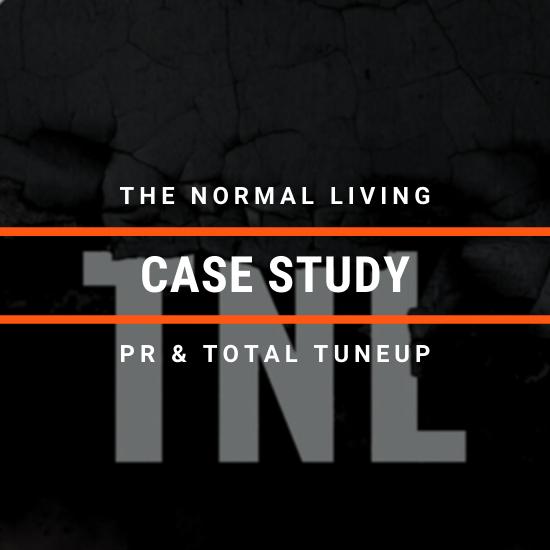 Case Study: The Normal Living [TTU & PR Campaign]