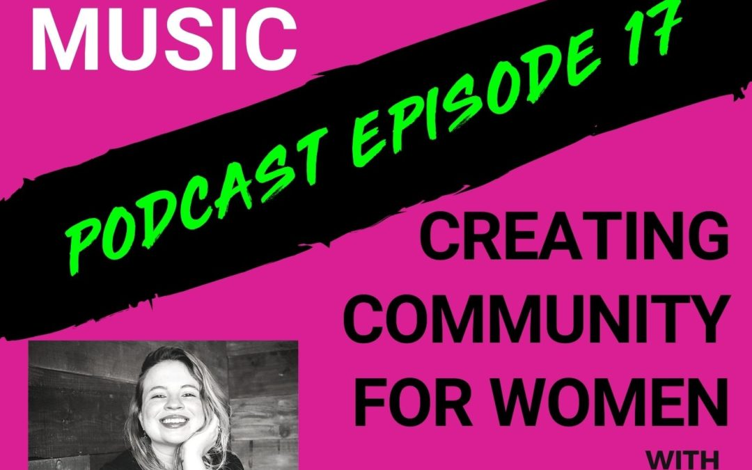 ariel hyatt cyber pr music podcast ashley kervabon women crush music