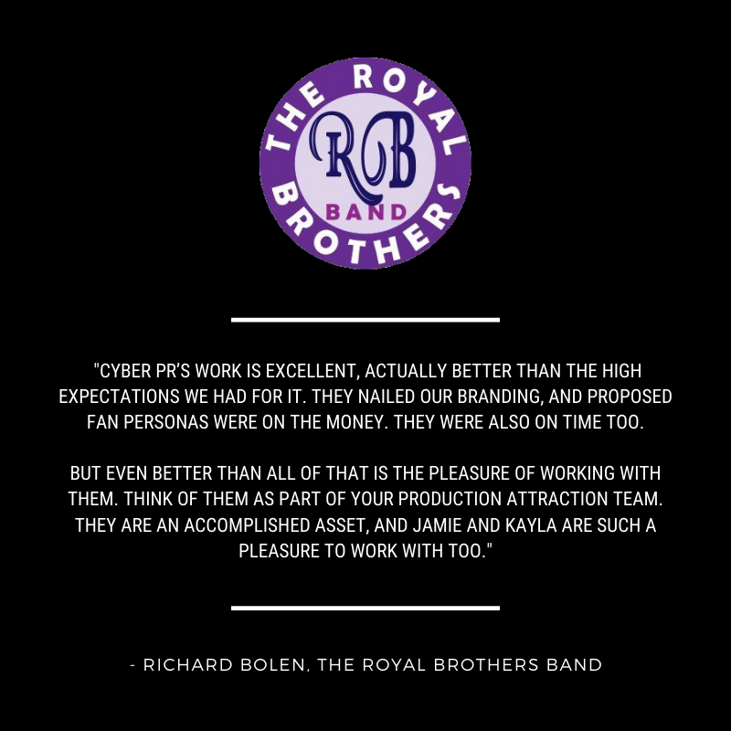 the royal brothers band