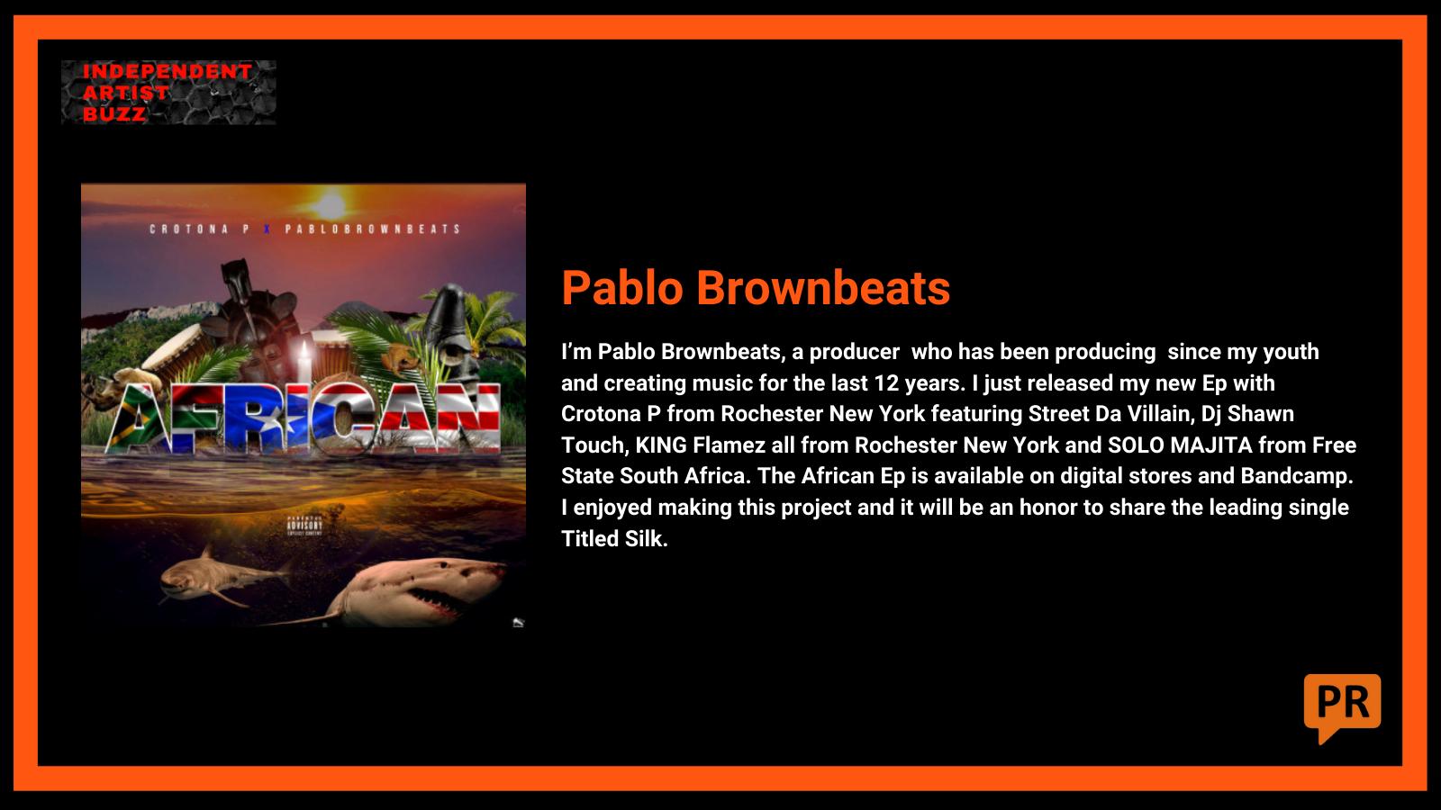 Pablo Brownbeats