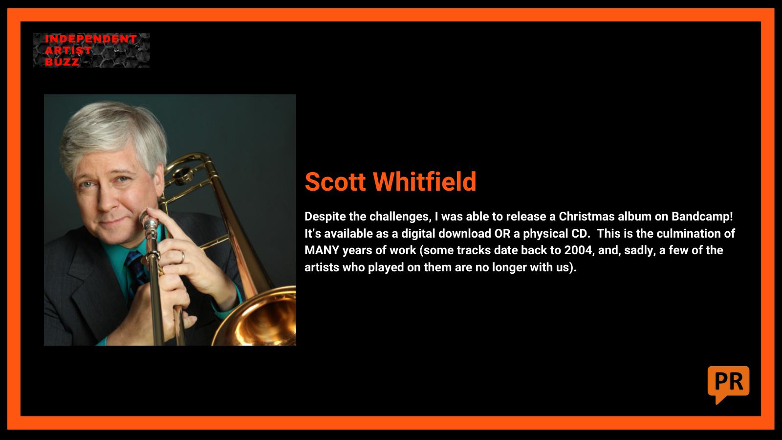 Scott Whitfield