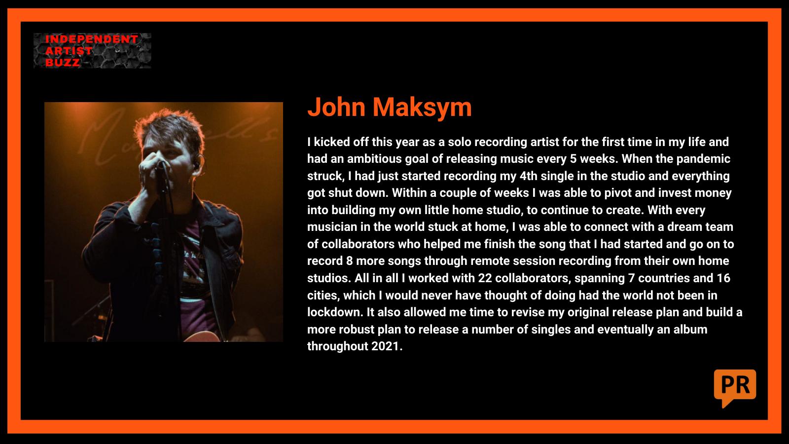 John Maksym