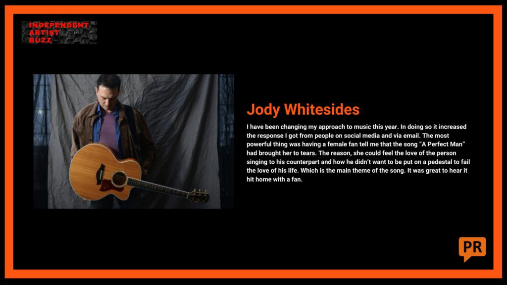 jody whitesides
