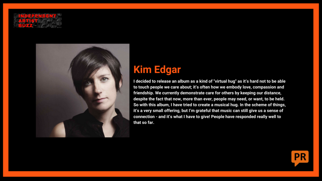 kim edgar good news