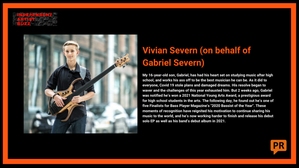 gabriel severn good news