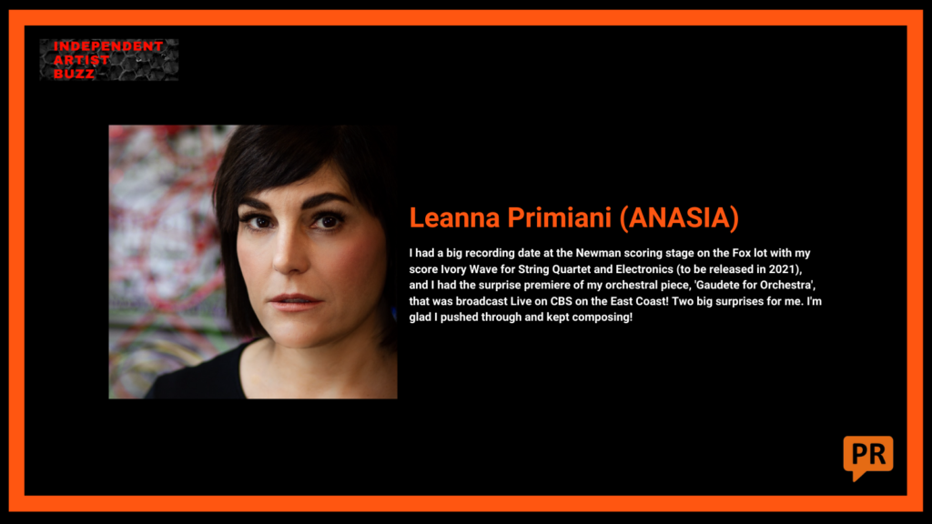 leanna primiani good news