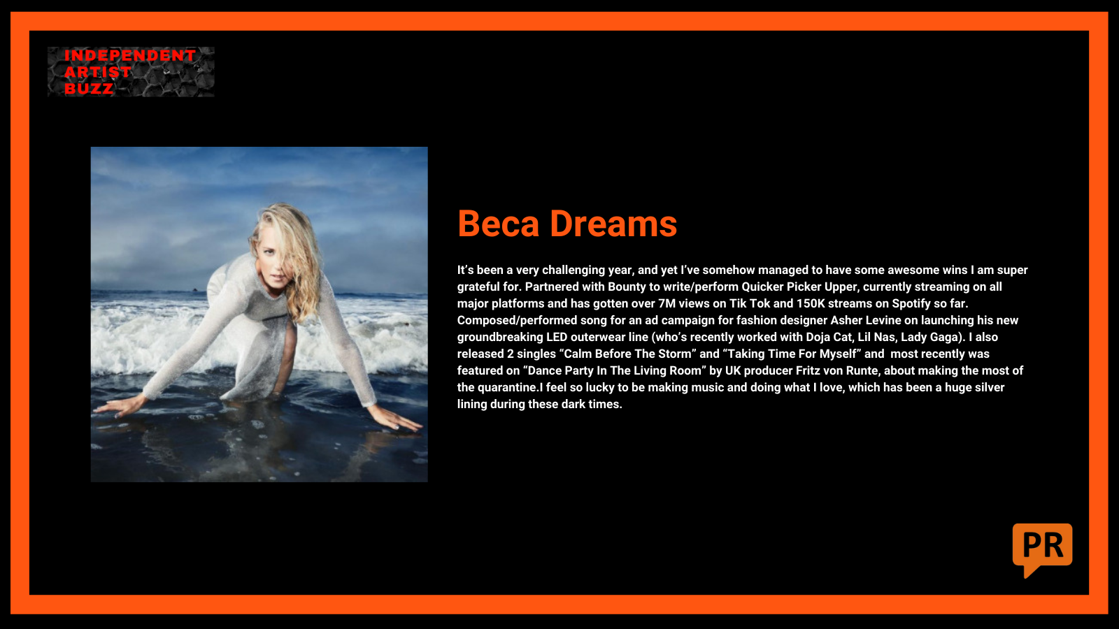 Beca Dreams