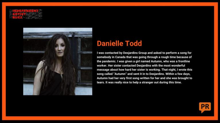 Danielle Todd