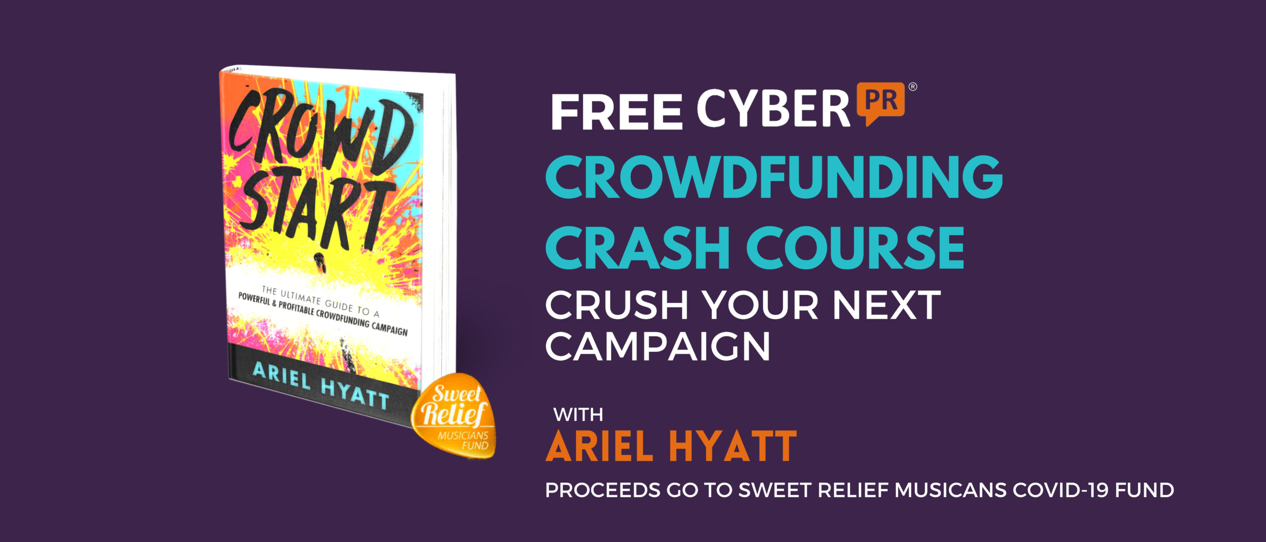 Crowdstart Free Crowdfunding Course