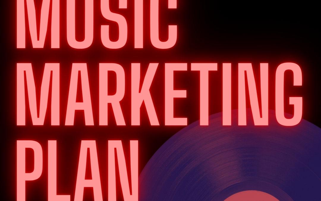 MUSIC MARKETING PLAN Preparing for release Cyber PR