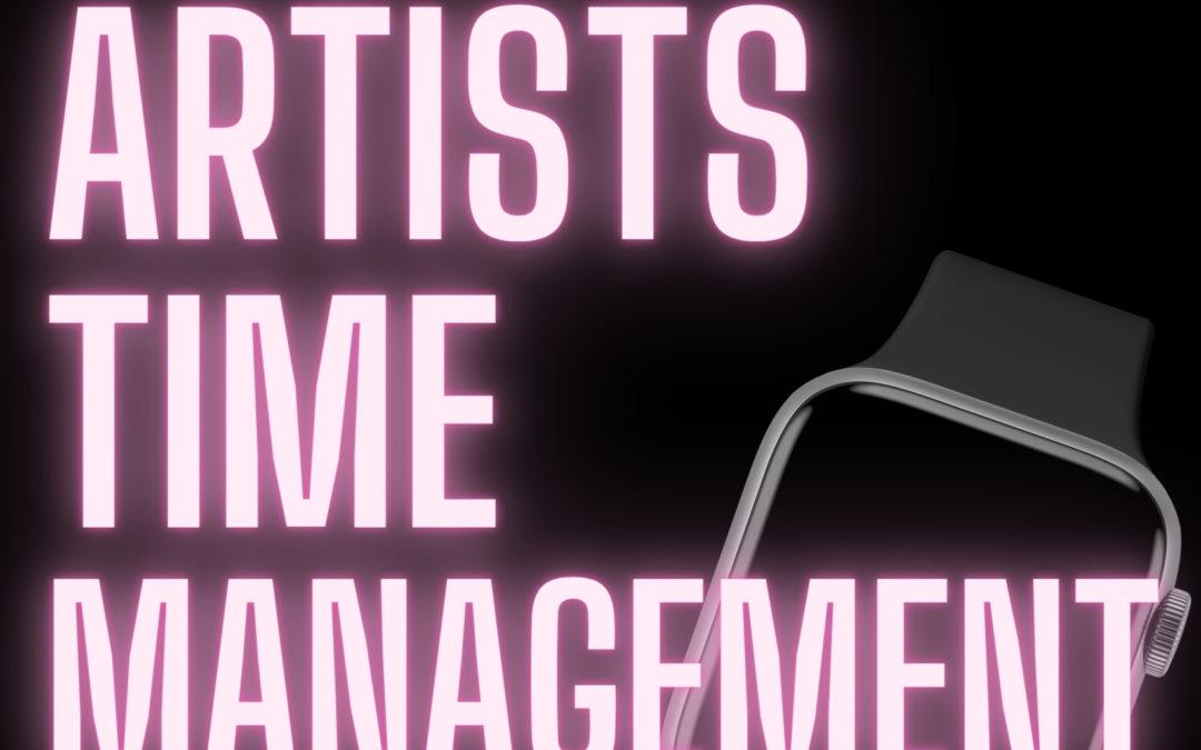 musicians time management
