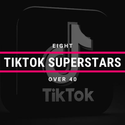 8 TikTok Superstars Over 40