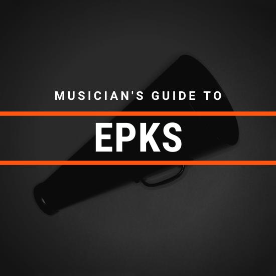 musician's epk