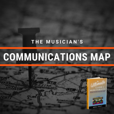The Musician's Communication Map