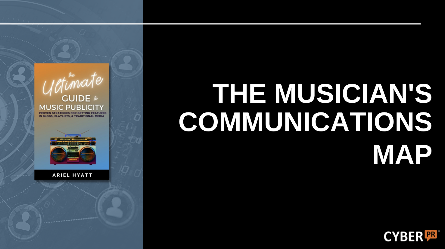 communications map