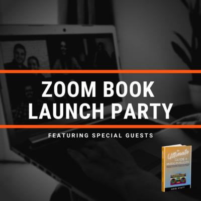 Ariel Hyatt: Zoom Book Launch Party