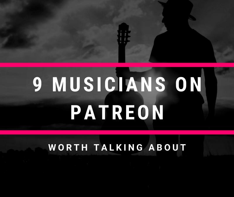 musicians on patreon