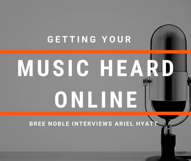 music heard online