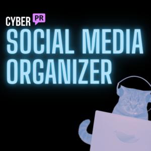 muscians social media organizer