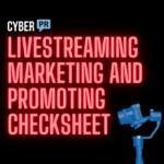 Live Streaming Marketing & Promotion Checksheet