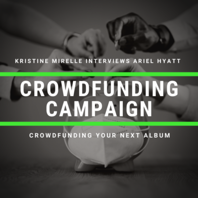 Crowdfund Campaign: Using It On Your Next Album