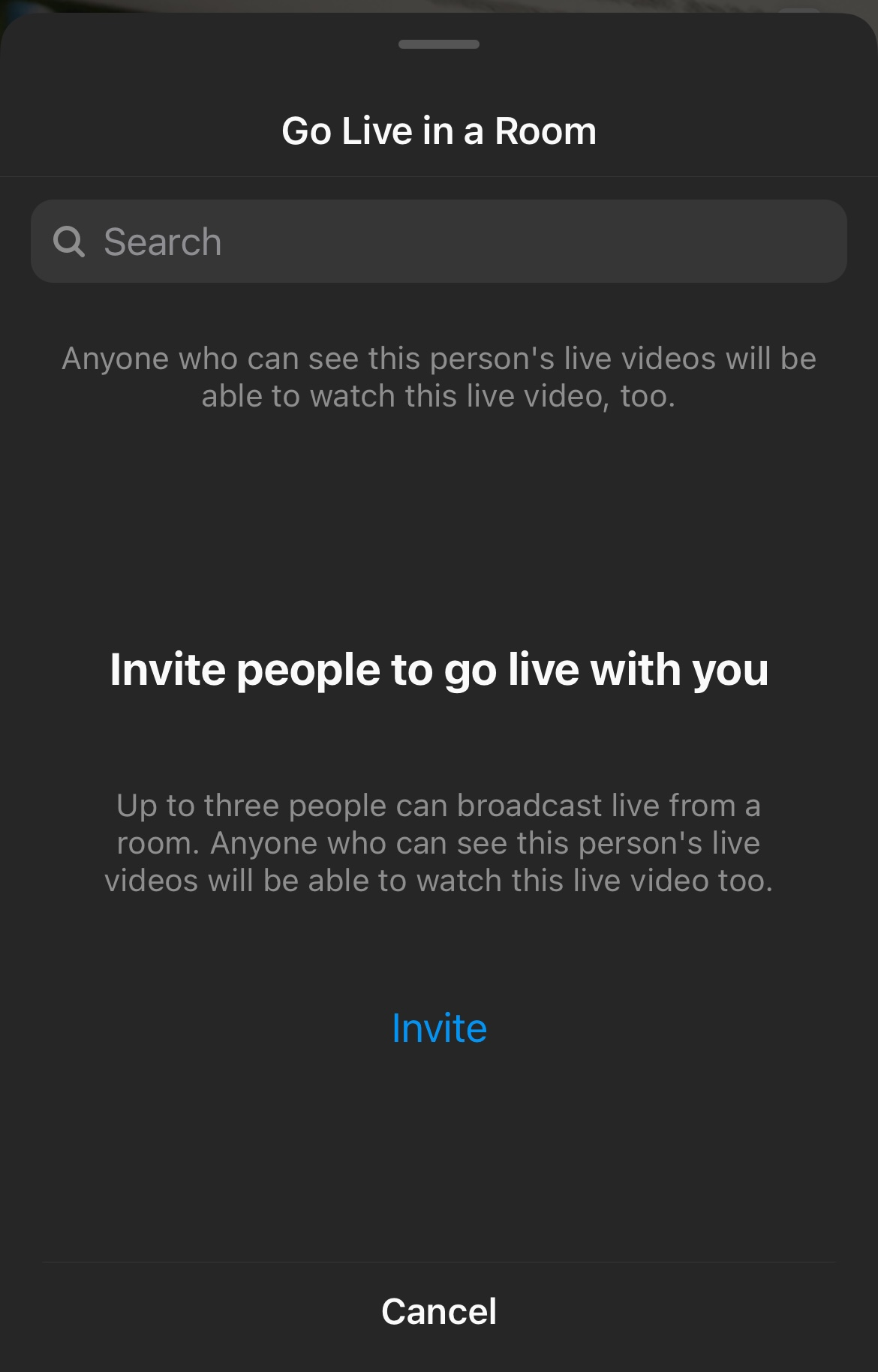 invite collaborators