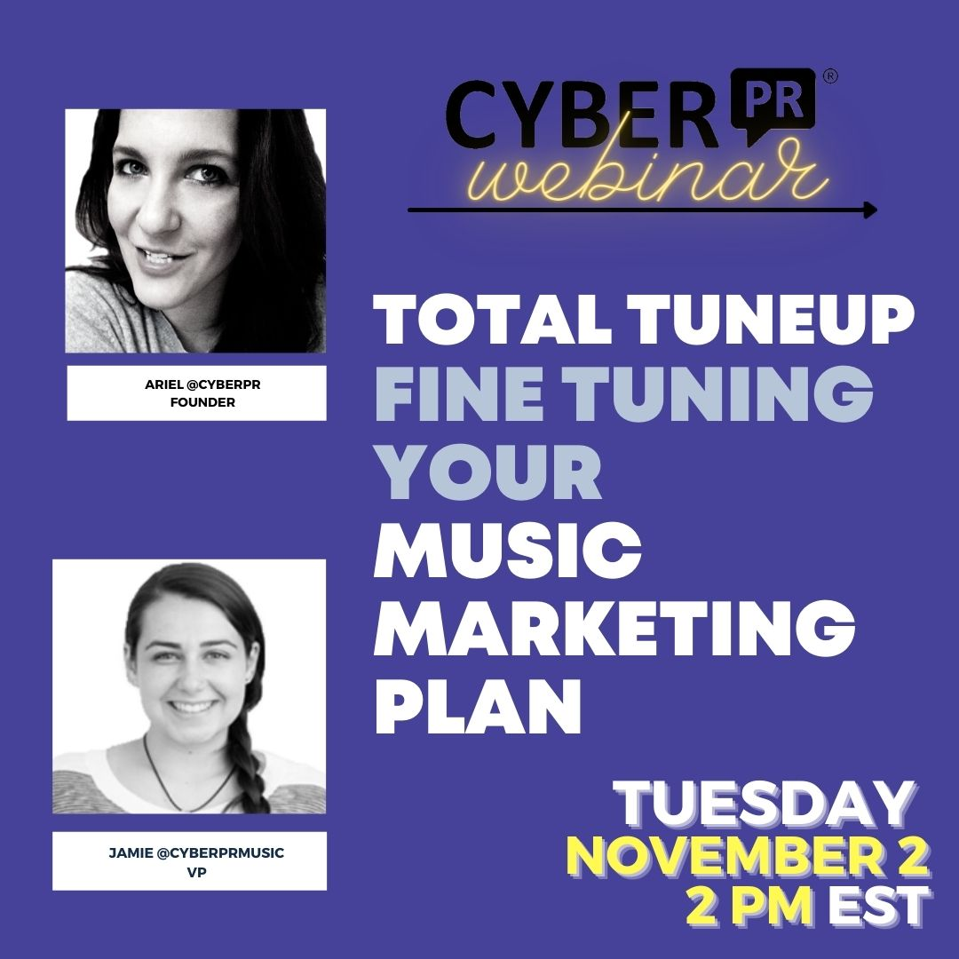 total tuneup fine tuning your music marketing plan