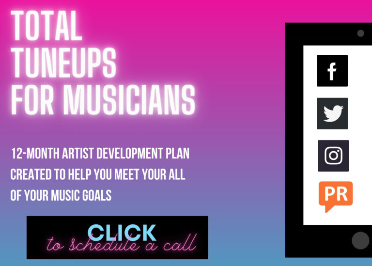 Total Tuneup for Musicians (Card (Landscape))